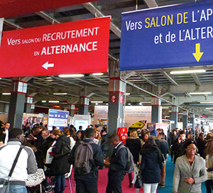 Le Salon du Recrutement en Alternance