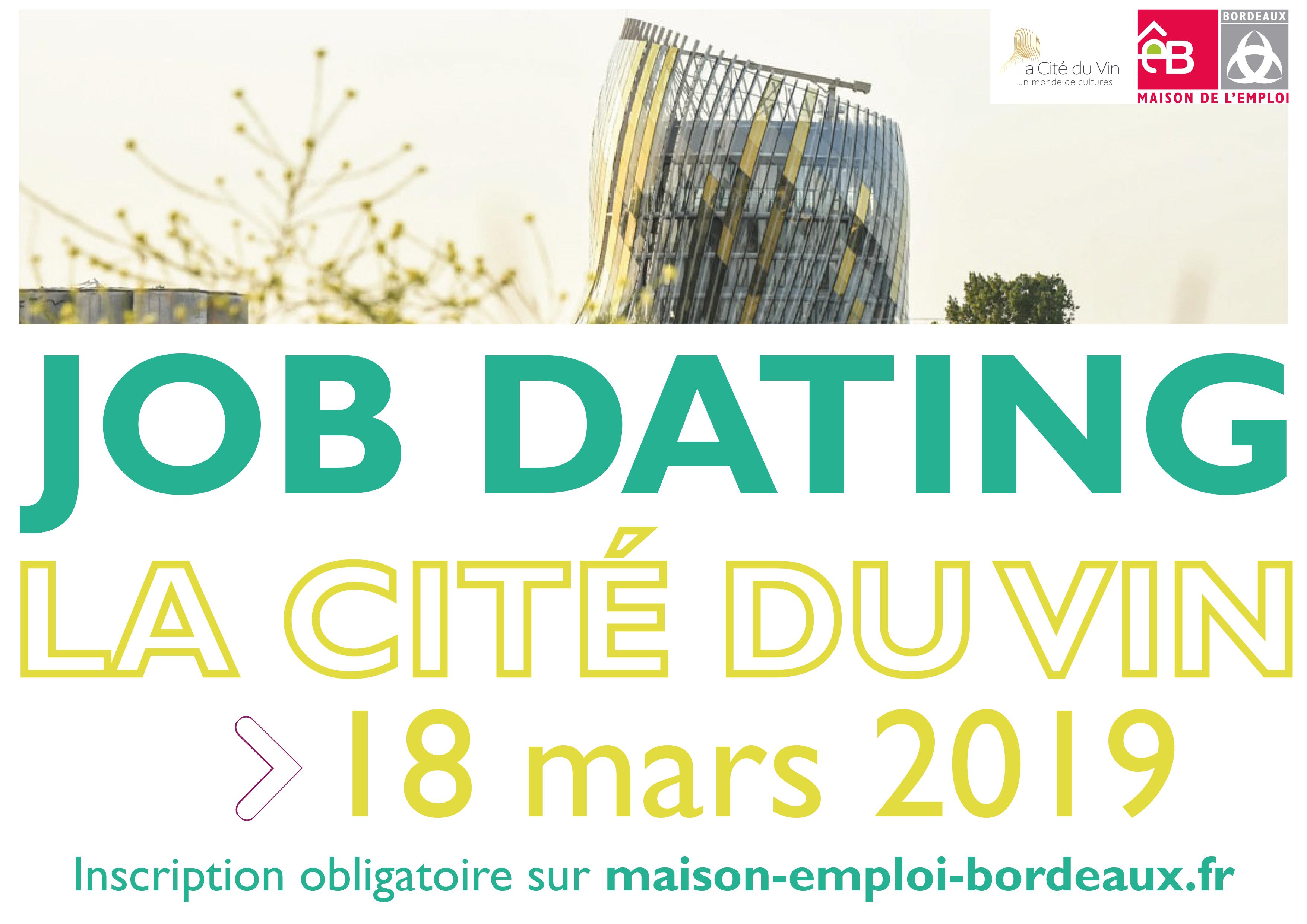 job dating pole emploi obligatoire