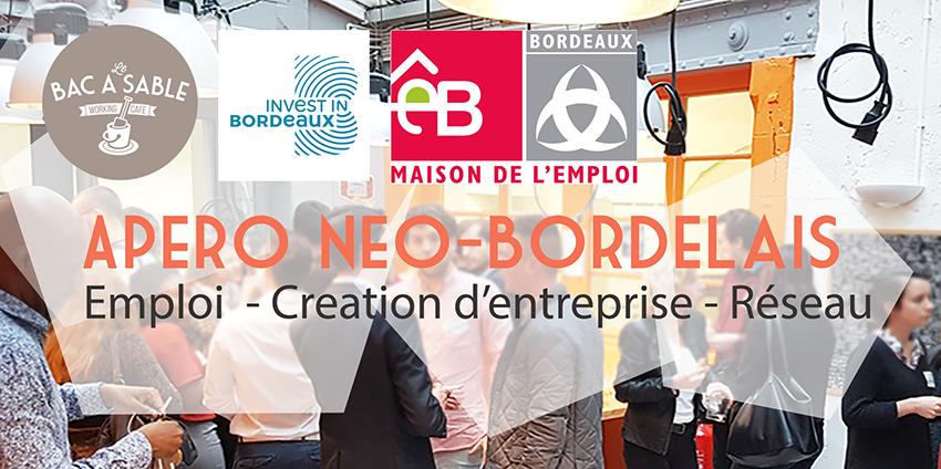 Carte Tram Bordeaux Demandeur Demploi.Aperitif Neo Bordelais 8 Maison De L Emploi De Bordeaux