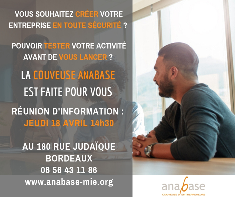 Couveuse Anabase