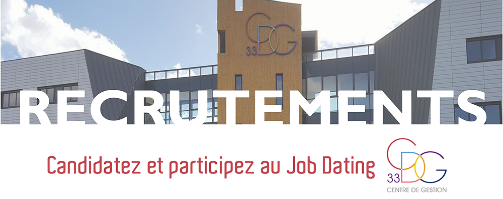 Job Dating CDG 33